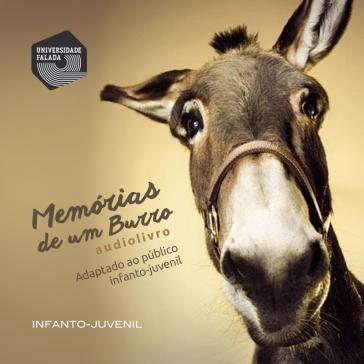 Memórias de um Burro - Condessa de Ségur  audio livro audio livros  audio book audio books  audio-livro  audio-livros