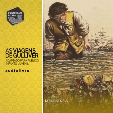 As Viagens de Gulliver audio livro audio livros  audio book audio books  audio-livro  audio-livros