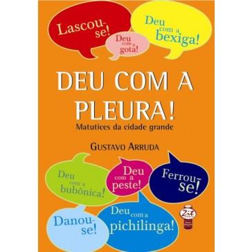 Deu com a Pleura ! audio livro audio livros  audio book audio books  audio-livro  audio-livros