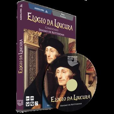 Audio-livro Elogio da Loucura - Audiobooks