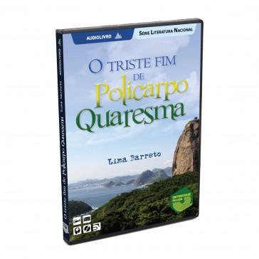 O triste fim de Policarpo Quaresma audio livro audio livros  audio book audio books  audio-livro  audio-livros