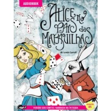 Alice no país das maravilhas audio livro audio livros  audio book audiobooks  audio-livro  audio-livros mp3