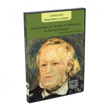 """Uma análise de """"O Anel de Nibelungo  audio livro audio livros  audio book audio books  audio-livro  audio-livros"""