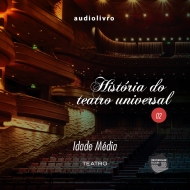 História do Teatro Universal mp3 audiobook audioboks audiolivro audiolivros
