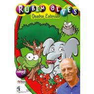 Quatro Estórias com Rubem Alves audio livro audio livros  audio book audio books  audio-livro  audio-livros