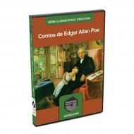 Contos de Edgar Allan Poe audio livro audio livros  audio book audio books  audio-livro  audio-livros