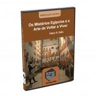 Os Mistérios Egípcios e a Arte de Voltar a Viver audio livro audio livros  audio book audio books  audio-livro  audio-livros