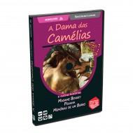 A Dama das Camélias e outras histórias audio livro audio livros  audio book audio books  audio-livro  audio-livros