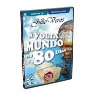 A Volta Ao Mundo em 80 Dias audio livro audio livros  audio book audio books  audio-livro  audio-livros