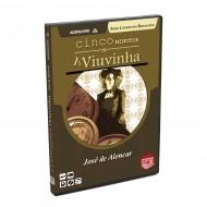Cinco minutos & A Viuvinha audio livro audio livros  audio book audio books  audio-livro  audio-livros