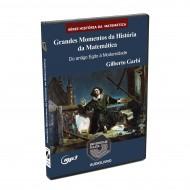 Grandes Momentos da História da Matemática audio livro audio livros  audio book audio books  audio-livro  audio-livros