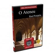 O Ateneu audio livro audio livros  audio book audio books  audio-livro  audio-livros
