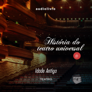 História do Teatro Universal mp3 audiobook audioboks audiolivro audiolivros